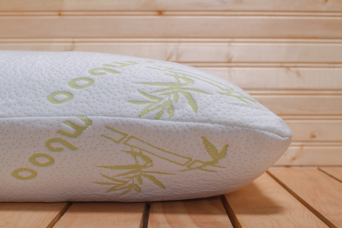 Zen Bamboo Memory Foam Pillow Review - Photos Table and ...